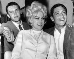 Dean and Bo with Mamie Van Doren