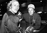 Butch Goring and Bob Berry