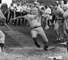 Tommy Lasorda slides