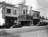 Hollywood Playhouse, street view