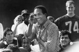 O. J. addresses USC players