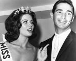 Sandy Koufax and Miss Los Angeles