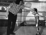 Papelero Estrada with Andre the Giant