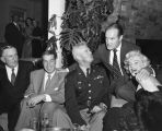 Stengel, DiMaggio, Dean, Hope and Monroe