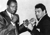 Hearns and Roldan