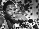 Patrick Ewing meets the L.A. press