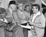 Herald-Express columnist talks with Ike