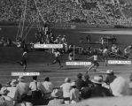 Olympic Track meet, 1932