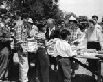 Picnic at the 'Boys Town of the West'