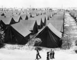 Seventh-Day Adventists tents