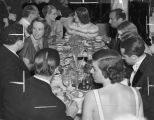 Norma Shearer dinner party