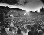 Easter service at Hollywood Bowl