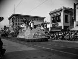 1938 Tournament of Roses Parade float