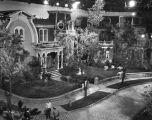 Film set at Universal Pictures