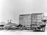 Marina Belle Hotel, a drawing