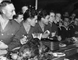 Thanksgiving at the Hollywood Canteen