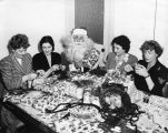 Hollywood Canteen's Christmas celebration