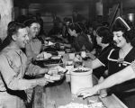 Hollywood Canteen workers