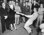 Dancing at the Hollywood Canteen