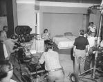 "Set of the ""I Love Lucy"" show"