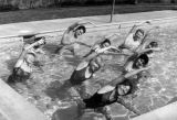 Murrieta Hot Springs pool exercise