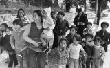 El Salvadorean refugees