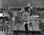 Billy Graham goes to Vegas