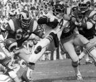 Walter Payton in action