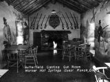 Butterfield Cantina Gun Room