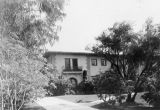 Adrienne Ames' house