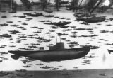 """All of the Submarines of the United States of America"" by Chris Burden"