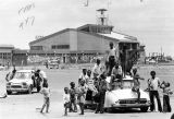 Airport in Angola at independence