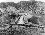 Los Angeles Aqueduct dedication