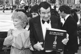 Walter Matthau and Carol Grace at Academy Awards