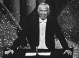 Johnny Carson hosts 56th Academy Awards