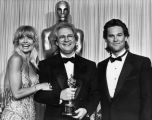 Barry Levinson wins Best Director