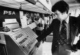 Vending machines from candy and cigarettes to airline tickets