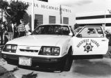 CHP Ford Mustang