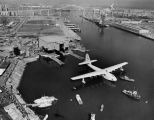 Spruce Goose in Long Beach Harbor