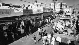 Santee Alley, the heart of the Los Angeles Garment District