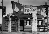 Tony's Burger, a unique restaurant in Los Angeles