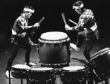 Kodo drumming troupe perform at Japan America Theater