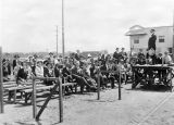 Celebration of first Pacific Electric line in El Segundo