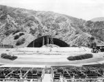 New view of the Hollywood Bowl