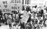 """Last Temptation of Christ"" protest"