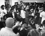 Black student protest, Fairfax High School