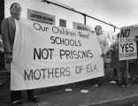 Opposing an East L.A. prison
