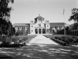 Administration building, Cal Tech