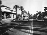 President Eisenhower takes vacation in Palm Springs