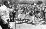 Anti-apartheid rally at USC